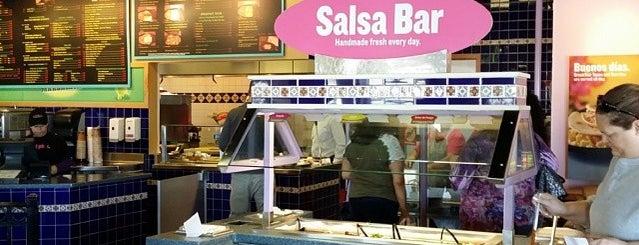 Taco Cabana is one of Lugares favoritos de Andrew C.