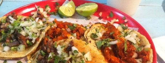 """Tacos """"El Paisa"""" is one of Tempat yang Disimpan Gabriel."""