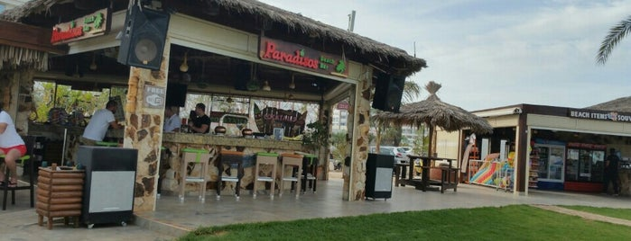Paradisos Bar is one of Cyprus.