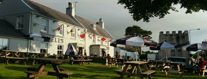 The Mitre is one of Pubs - Isle of Man.