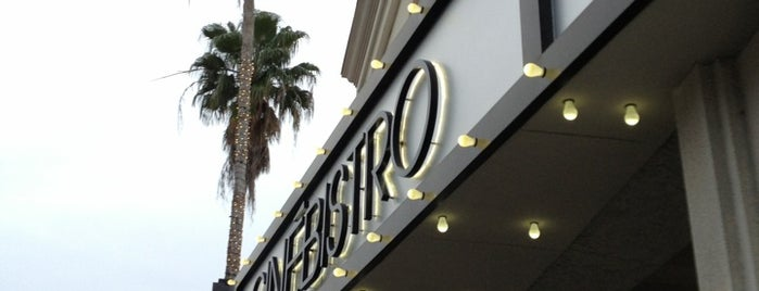 CinéBistro at Hyde Park Village is one of Where to Eat in Tampa Bay.