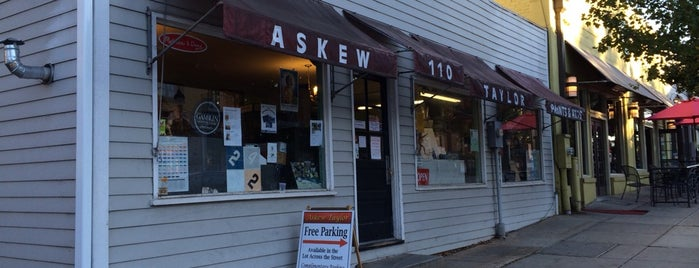 Askew-Taylor Paints is one of Raleigh Favorites.