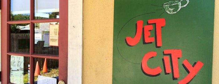 Jet City Espresso is one of Tampa.