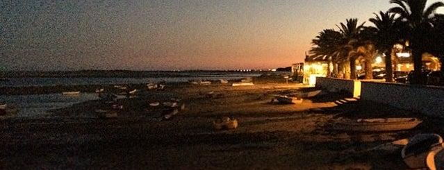Praia da Fábrica is one of Tempat yang Disukai MENU.