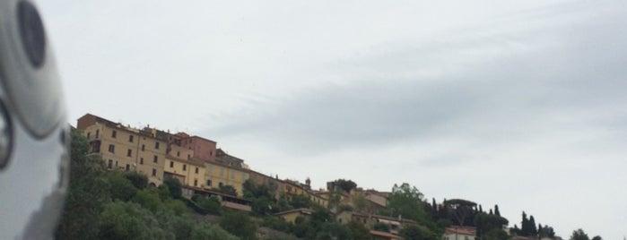 Castello di Castagneto Carducci is one of Orte, die Davide gefallen.