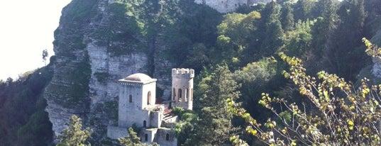 Castello di Venere is one of Grand Tour de Sicilia.