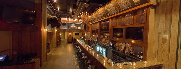 American Whiskey is one of bars i need to visit.