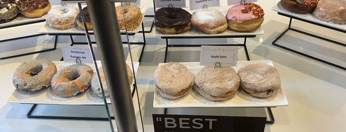 Kane's Donuts is one of Best of Boston.