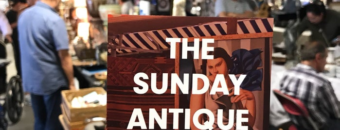 St. Lawrence Antique Market is one of 2018 Niagara & Toronto.