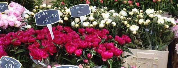 Albert Cuyp Markt is one of 🌠.
