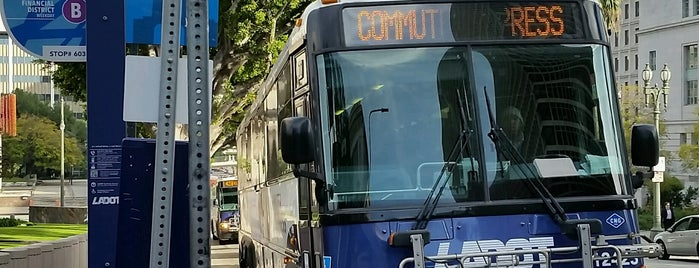 Commuter Express 437 is one of Culver City.