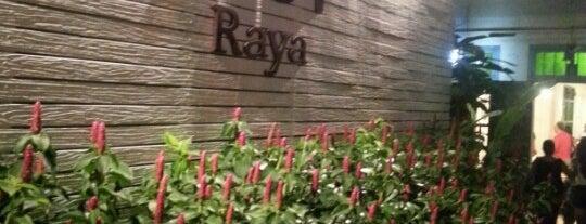 Raya is one of VACAY-PHUKET.