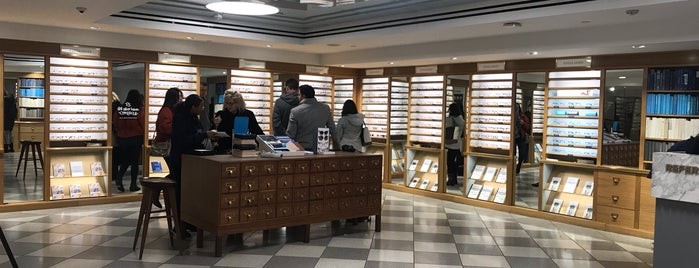Warby Parker is one of New York 2017.