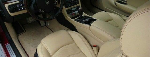 Maserati Jakarta is one of Sarah: сохраненные места.