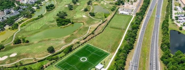 Celebration Athletic & Recreation Complex is one of Tempat yang Disukai Cris.