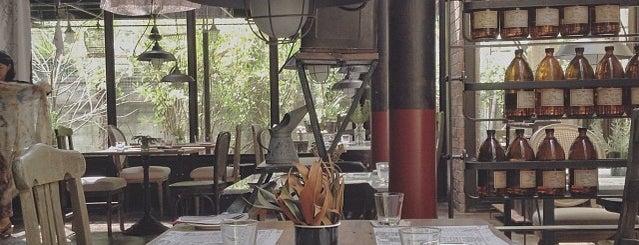 Karmakamet Diner is one of Bangkok Gastronomy.