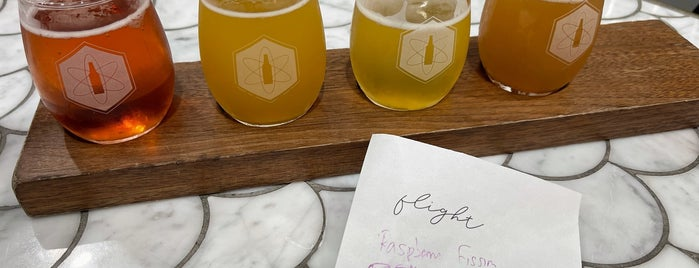 The Manhattan Project Beer Company is one of Restaurants To Try - Dallas.