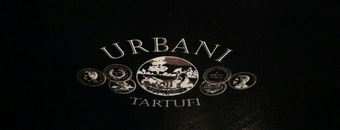 Urbani Tartufi is one of Italian.