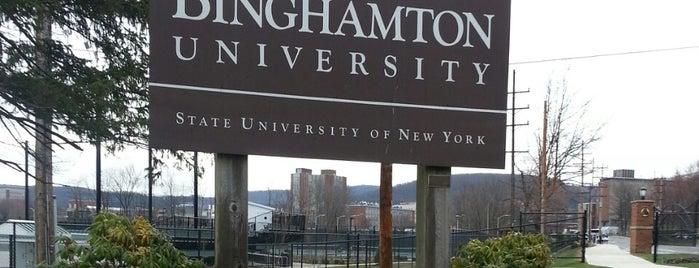 Binghamton University is one of Road Trips (Under 3 Hours).