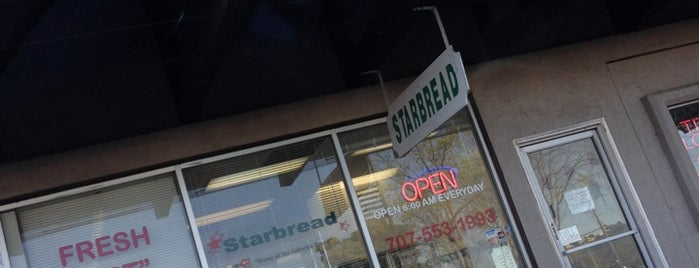 Starbread Bakery is one of City: San Fracisco, CA.