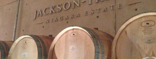 Jackson-Triggs Winery is one of Winery.