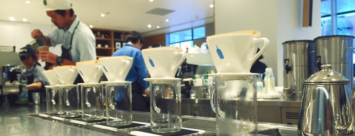 Blue Bottle Coffee is one of Japan!.