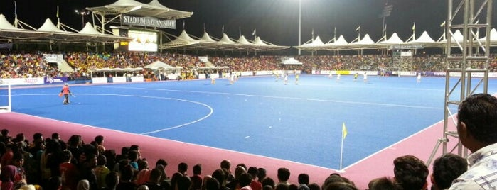 Stadium Hoki Sultan Azlan Shah is one of Attraction Places to Visit.