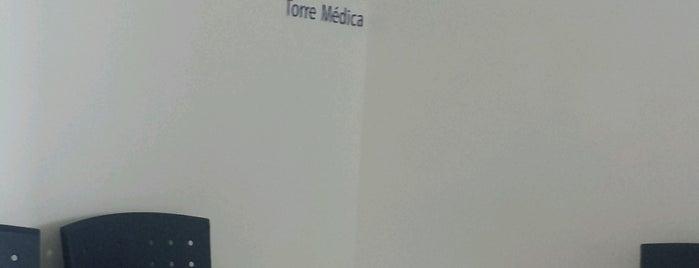 Torre Médica Multimédica is one of Posti che sono piaciuti a Adriana.
