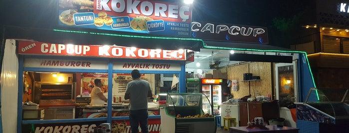 Capcub Kokoreç is one of 🌜🌟hakan🌟🌛 님이 좋아한 장소.