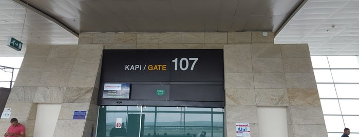 Gate 107 is one of Lieux qui ont plu à 🌜🌟hakan🌟🌛.