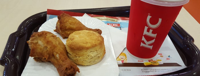 KFC is one of 🌜🌟hakan🌟🌛 : понравившиеся места.