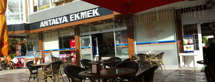 Antalya Ekmek-Dosto Liman şb. is one of 🌜🌟hakan🌟🌛 : понравившиеся места.