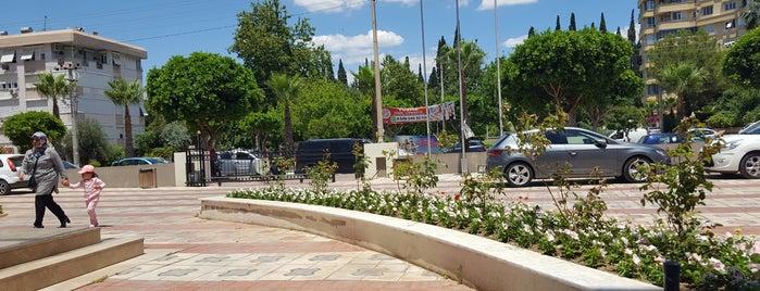 Muratpaşa Belediyesi Süleyman Erol Olimpik Yüzme Havuzu is one of Tempat yang Disukai 🌜🌟hakan🌟🌛.