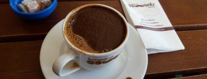 Bayramefendi Osmanlı Kahvecisi is one of 🌜🌟hakan🌟🌛 : понравившиеся места.