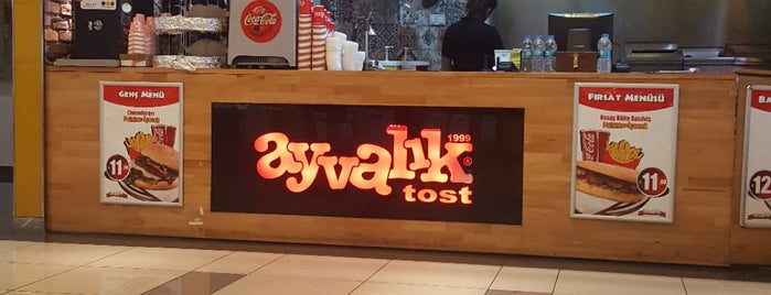 Ayvalık Tost is one of 🌜🌟hakan🌟🌛さんのお気に入りスポット.