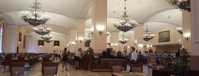 Stolitsa Restaurant is one of 🌜🌟hakan🌟🌛 : понравившиеся места.