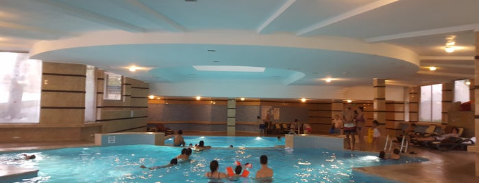 Maritim Pine Beach - Indoor Pool is one of 🌜🌟hakan🌟🌛さんのお気に入りスポット.