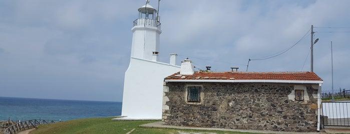 İnce Burun Deniz Feneri is one of Lieux qui ont plu à 🌜🌟hakan🌟🌛.