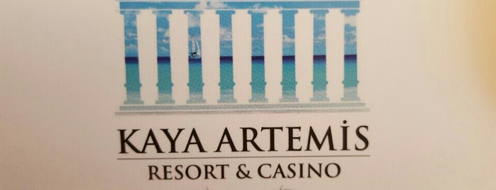 Kaya Artemis Resort & Casino is one of Lieux qui ont plu à 🌜🌟hakan🌟🌛.