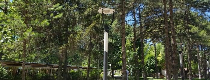 Barış Manço Parkı is one of 🌜🌟hakan🌟🌛 : понравившиеся места.