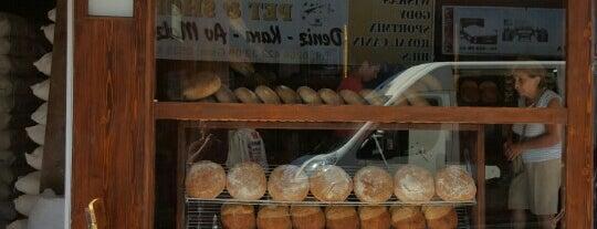 hanimaga ekmek fırını is one of Orte, die 🌜🌟hakan🌟🌛 gefallen.