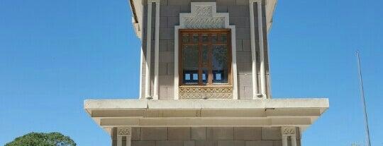 Erzincan Saat Kulesi is one of Locais curtidos por 🌜🌟hakan🌟🌛.