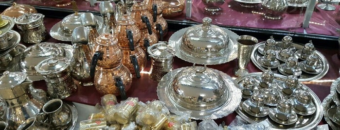 Tarihi Bakırcılar Çarşısı is one of Locais curtidos por 🌜🌟hakan🌟🌛.