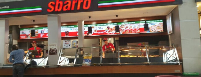Sbarro is one of Lugares favoritos de 🌜🌟hakan🌟🌛.
