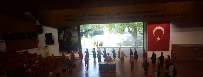 Askeri Müze Mehteran Bölüğü (Military Museum - Ottoman Military Band) is one of 🌜🌟hakan🌟🌛さんのお気に入りスポット.