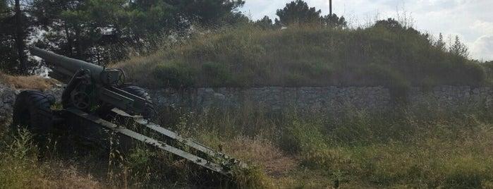 Paşa Tabyaları is one of Lieux qui ont plu à 🌜🌟hakan🌟🌛.