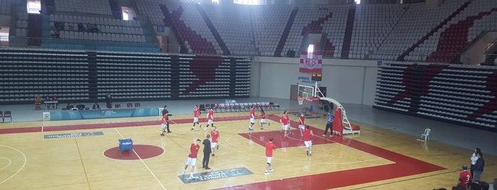 Antalya Spor Salonu is one of Posti che sono piaciuti a 🌜🌟hakan🌟🌛.