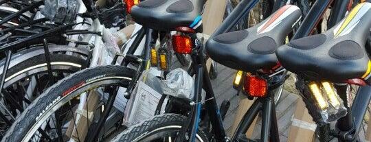Uğur Bisiklet is one of Tempat yang Disukai 🌜🌟hakan🌟🌛.
