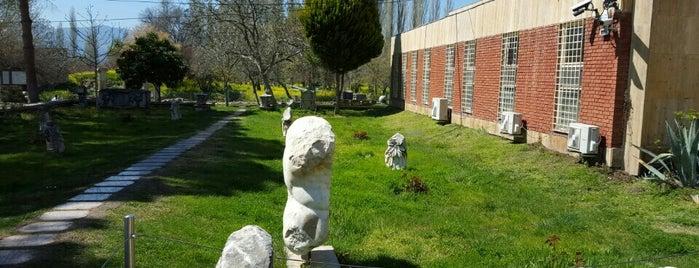 Afrodisias Museum is one of 🌜🌟hakan🌟🌛 : понравившиеся места.