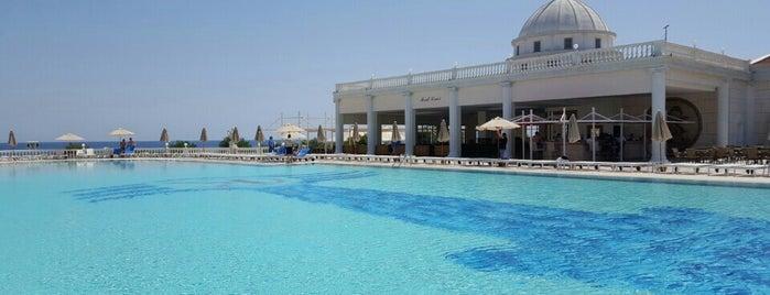Kaya Artemis Havuz is one of Tempat yang Disukai 🌜🌟hakan🌟🌛.